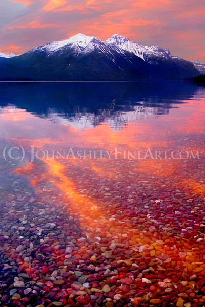 """""""Fire on the Water."""""""