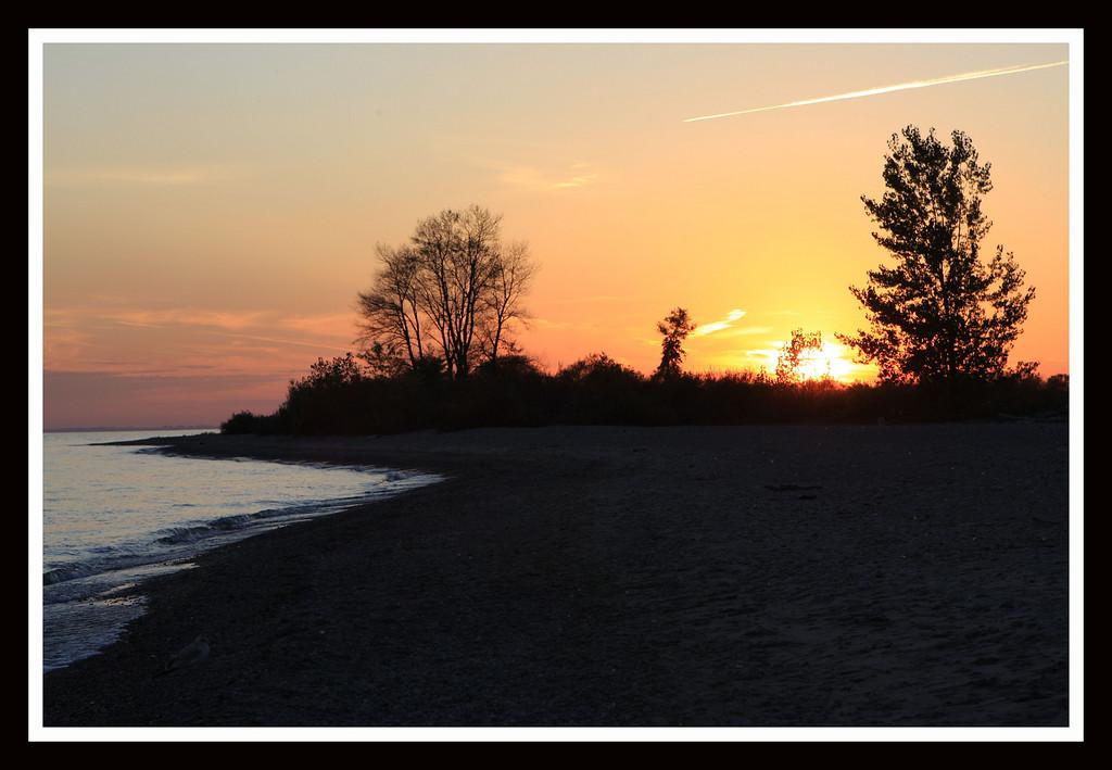 IMG#1530 Sunset Pickering, Ontario