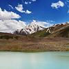 Lulusar Lake at 3350 meters