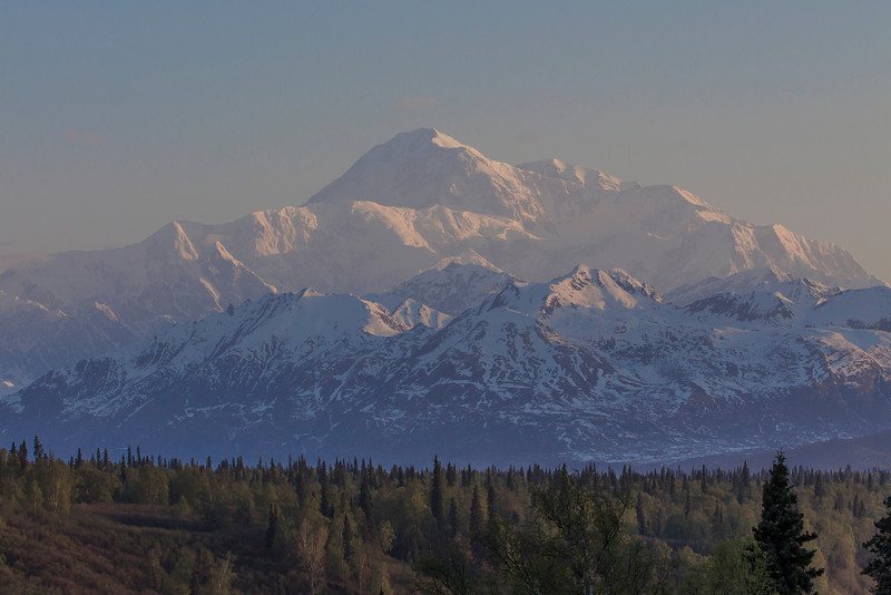 Denali Sunrise #02, May 2013