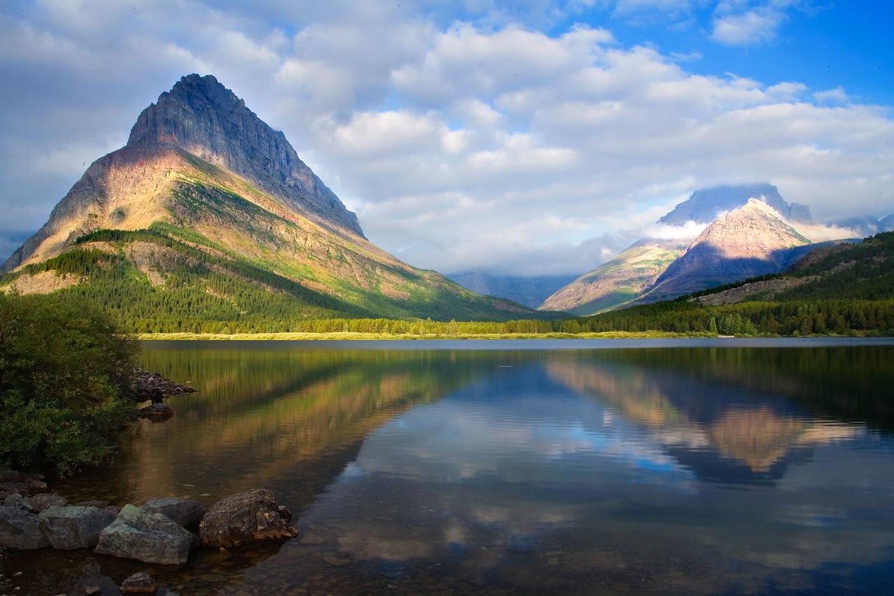 Swift Current Lake, Glacier National Park, Montana
