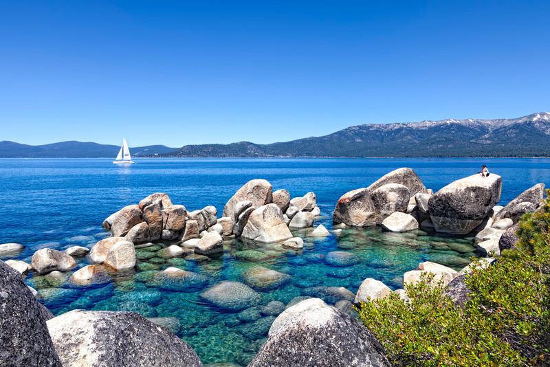 Sand Harbor - Incline Village, Lake Tahoe, NV