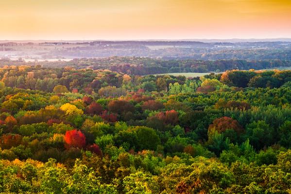 As Autumn Slowly Rises