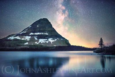 """Hidden Lake Shooting Star"""