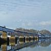 Bear River Train Trestle, view #2