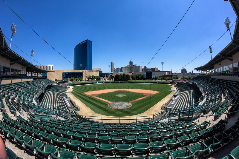 Victory Field - Indianapolis Indians - Indianapolis, Indiana