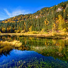 Fall Colors At Spearfish Canyon