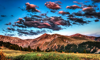 In Leadville, the highest incorporated town in North America, the sunset may spark with the pink alpenglow that lasts for only a moment.