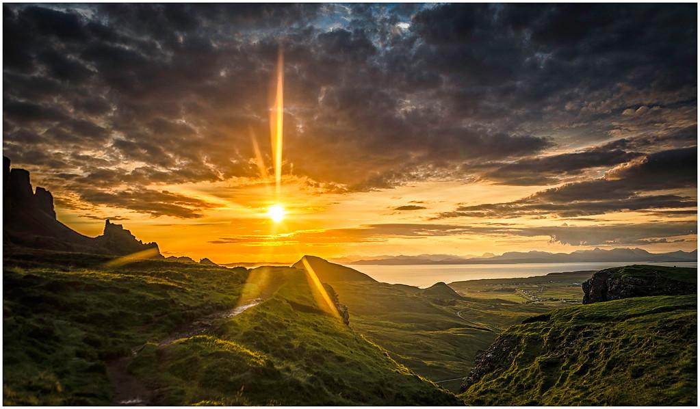 Quirang Sunrise