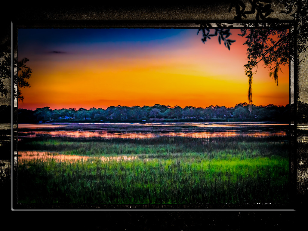 Low Country Sunset