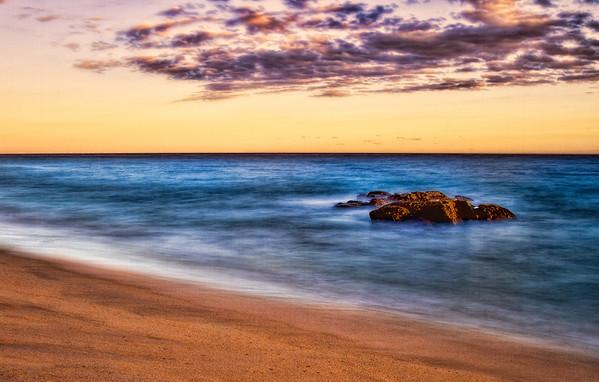 Brushed Beach