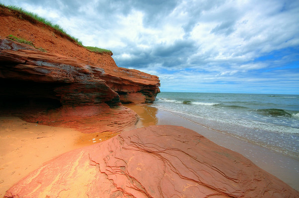*Featured in Fodor's Travel Guides ( World's Most Unique Beaches,  Prince Edward Island Travel)* darnley beach, thundercove PEI, Canada