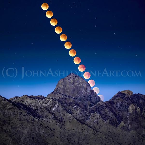 """Baboquivari Lunar Eclipse."""
