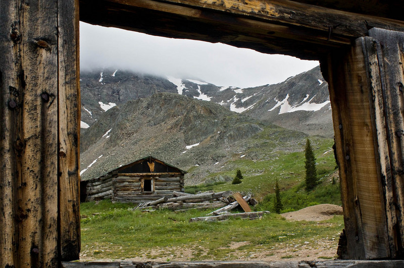 Mayflower Gulch Hike on way home from Aspen