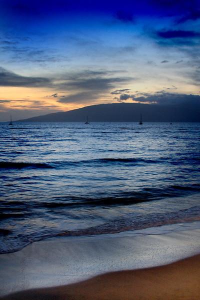 Maui, Hawaii Series <br /> 2009<br /> Image #6654