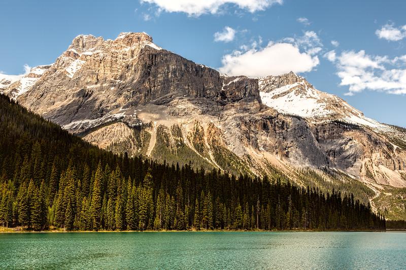 Emerald Lake, Alberta, Canada