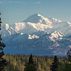 Denali #3, from Mary Carey's McKinley View Lodge, May 2013.