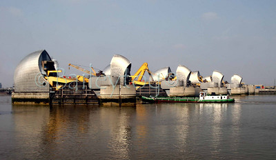 London Thames Barrier