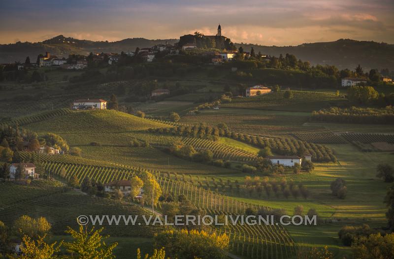 Monferrato - On the road between Nizza Monferrato and Castelnuovo Calcea<br /> © UNESCO & Valerio Li Vigni - Published by UNESCO World Heritage