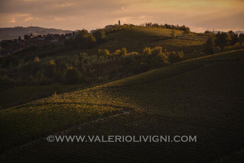Monferrato - On the road between Nizza Monferrato and Castelnuovo Calcea
