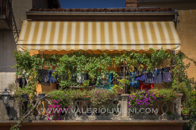 Langhe -  Balcony in Dogliani