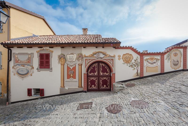 Private house in Villa Nuova St. in Canelli - Casa privata in Via Villa Nuova a Canelli