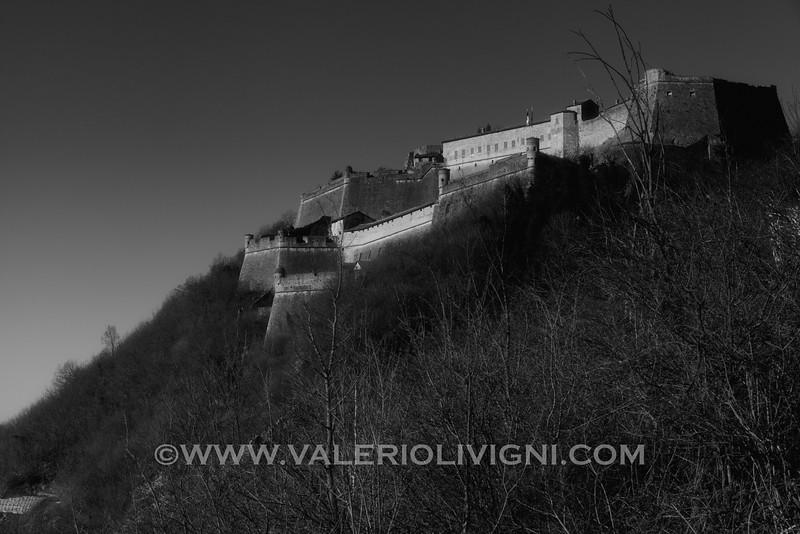 Monferrato - Castle of Gavi
