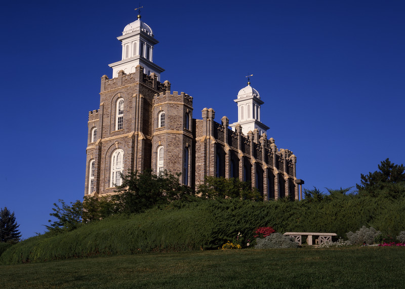 Logan Temple, 2003