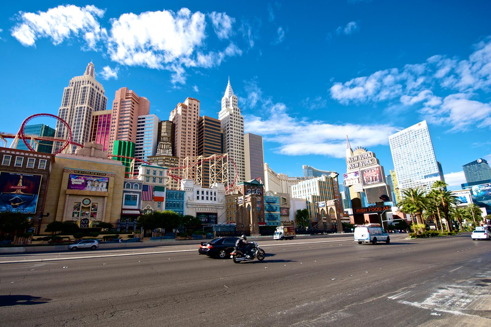 Las Vegas NCTE Convention 2012