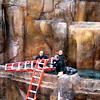 Fixing the Fountain in Las Vegas
