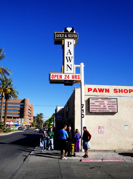 Pawn Stars in Las Vegas