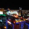 Las Vegas Night looking at strip