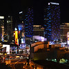 City Center at Night in Las Vegas NV