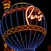 Paris Sign in Las Vegas