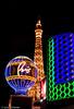 Paris Las Vegas Hotel - Las Vegas, NV, USA