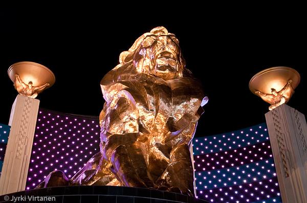 MGM Lion II - Las Vegas, NV, USA
