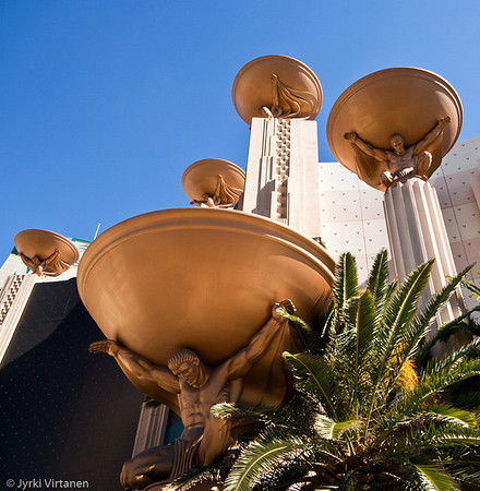 MGM Grand Hotel & Casino - Las Vegas, NV, USA