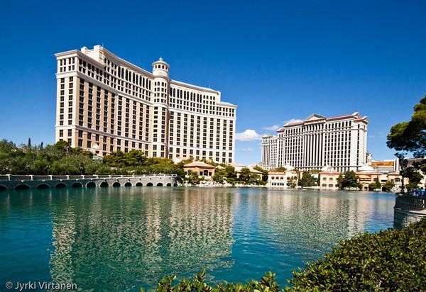 Bellaggio Hotel - Las Vegas, NV, USA