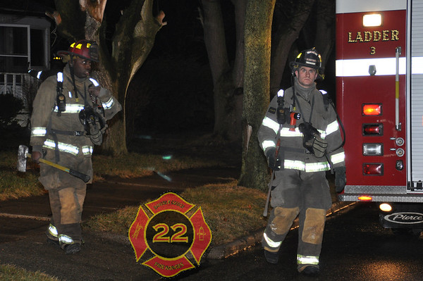Last Days of The Pontiac Fire Department