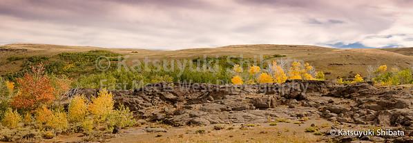 September Colors Steens Mountain Southeastern Oregon September 24, 2011