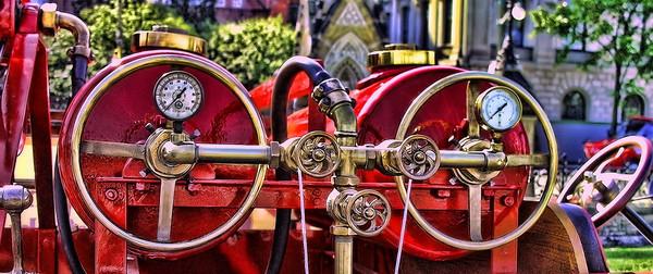 fire truck; Topaz Adjust http://rick-sellick.smugmug.com/Other/Topaz-Adjust-Images/11468911_K6TpY#992682601_LhXcs