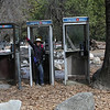 dying breed, the phonebooths not Laura :)