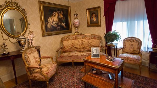 Opulent Guest Room