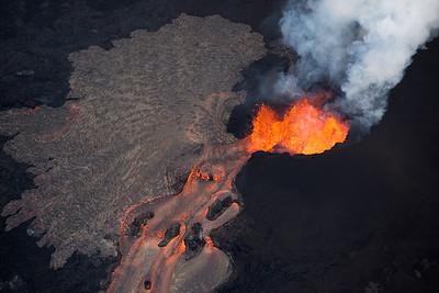 Lava Overflow