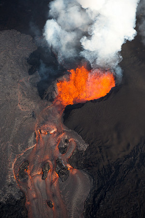 Eruption Runoff