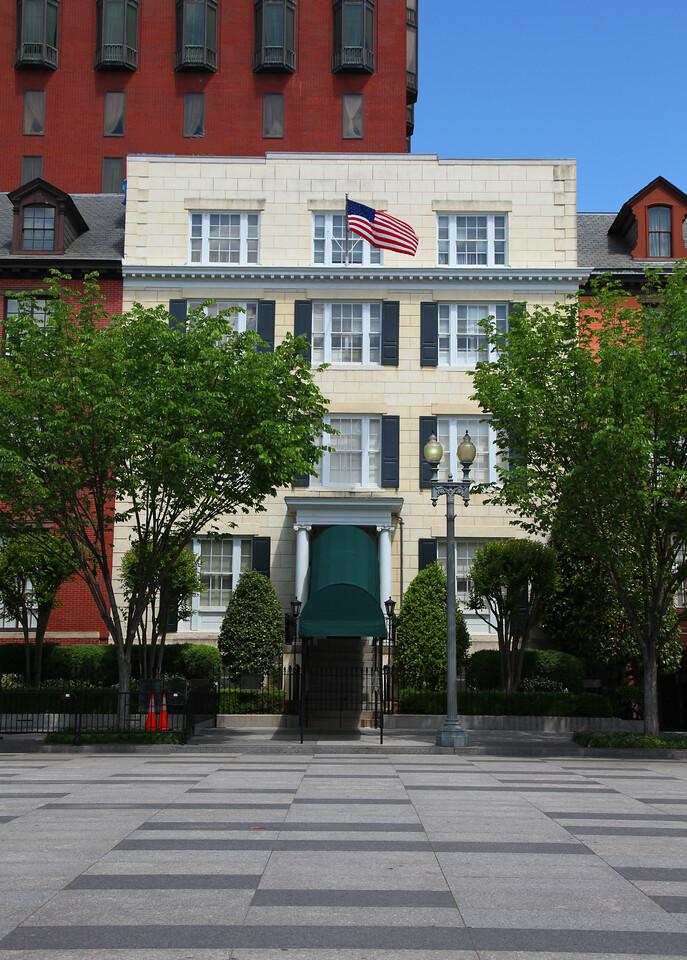 Blair House, Washington, DC