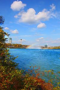 Niagara Falls Canadian View