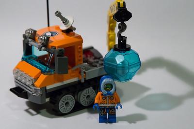 Lego Men Light Test