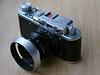 Zorki 1 with Jupiter-8 f/2 Lens