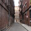 Alleyway in Boston